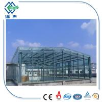 Quality 10mm Extra clear glass for building , high transmittance low iron glass wholesale