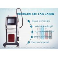 Quality Freckles Therapy Tattoo Clearance Picosure Laser Beauty Equipment CE Approved wholesale