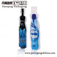Quality Bottle shape plastic bags, injection doypack for water&juice Customized wholesale