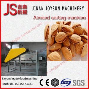 Quality Multifunction Peanut Sorter Peanut Sieving Machine Smooth Operation wholesale
