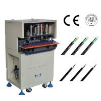 Buy cheap Updated Cutting Wire Cutting and Stripping Machine Stripping Length 12 mm - 70 mm product