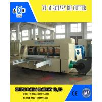 Quality Rotary Die Cutter Carton Manufacturing Machine High Speed wholesale