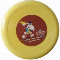 Quality 8-inch Flying Disc/Frisbee, Made of Plastic, Suitable for Promotional Gift Purposes wholesale