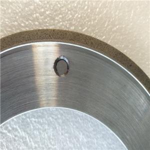 China 164*6*105*3*3 Metal bonded diamond grinding wheel, bronze grinding wheel, welding grinding wheel Alisa@moresuperhard.com on sale