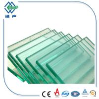 Quality 4mm 6mm 12mm tempered and laminated glass , Clear tempered glass flooring wholesale