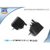 Quality Direct Plug in Level VI RequesType AC / DC Adapters with GS CB , Approval  in UK wholesale