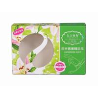 Quality 350gsm C1S Paper Soap Packaging Box With Window Matt Coated Finishing wholesale