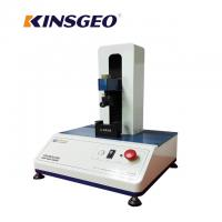 Quality Microcomputer Control Liquid Screen Operating Tape Peel Adhesion Test Equipment For Loop Tack Resistance with 18Kg wholesale