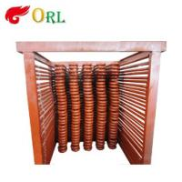 Quality Power Plant Boiler Superheater , Gas Water Steam Super Heater ISO9001 wholesale