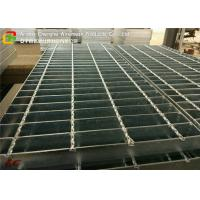 Quality Platform Hot Dipped Galvanized Steel Grating Twisted Bar High Strength wholesale