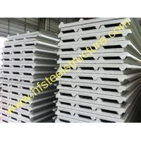 Quality Building Material Light Weight Fireproof Metal Roofing Sheets EPS Sandwich Panels wholesale
