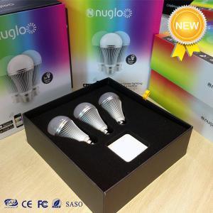 Quality Remote Control 7.5W Wifi RGB Energy Smart LED Light Bulbs For Bar Decorative wholesale