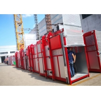 China SC200/200 Material Hoist Construction on sale