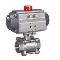 Quality Complete Encapsulation Sanitary Ball Valve Customized For Special Environments wholesale