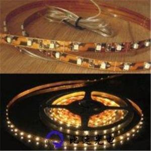 Quality DC 24V/12v Flexible Led Strip tape Lighting SMD LED 3528/SMD5050 wholesale