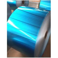Quality AA8011/ AA3102 Aluminum Fin Stock , Gold Aluminum Foil Roll Good Straightness wholesale