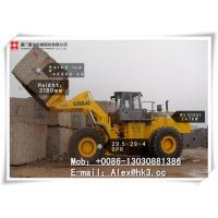 China 40 tons block handler arrangement forklift loader equipment powerful mining quarry machine CE approval on sale