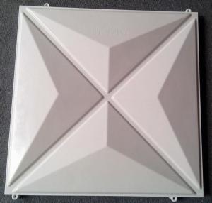 Quality Moisture Proof 3D Decorative Wall Panels Composite Nanocomposite Porcelain wholesale