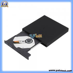 China USB External DVD Drive Combo CD-RW Burner Black-NT504 on sale