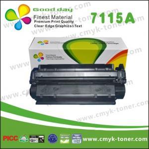 Quality C7115A   Black   toner  Cartridge with HP LaserJet 1000 1005 1200 1200N wholesale