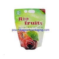 Quality Plastic juice Bag In Box, Food Packaging Bag with spout, BIB Spout Pouch bag wholesale wholesale