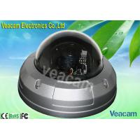 China SONY / SHARP CCD Color CCD Vandal Proof Dome Camera of 4 - 9mm Manual Zoom Lens on sale