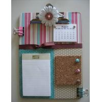 Quality clipboard organizer with notepad wholesale