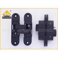 Quality Italian Type 180 Degree Concealed Invisible Door Hinges Hardware 60kg wholesale