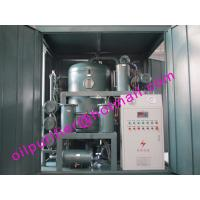 Quality Transformer Maintenance---Transformer Oil Filtration Machine ( 2 stage vacuum) wholesale