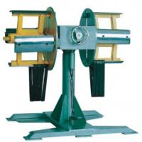 China Material Shelf Series Double Head Uncoiler on sale