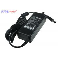 Cheap 7.4 * 5.0mm DC Plug HP Universal Laptop Charger , High Power HP Laptop Adapter for sale