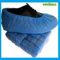 China disposable PE shoes cover on sale