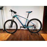 """Cheap Tianjin manufacture 26"""" 17"""" height OEM carbon fiber MTB with Kenda tirefor for sale"""