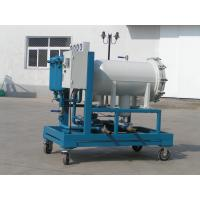 Quality Lefilter own brand LYC-J Series Coalescence dehydrated oil filter cart to remove water in the oil wholesale