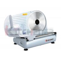 Quality 9'' Blade Industrial Heavy Duty Food Slicer Painted Steel With 200 Watt Motor Power wholesale