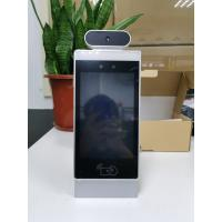 China Touch-less Body Temperature Screening Time& Attendance Panel Android OS Wall/Desktop on sale