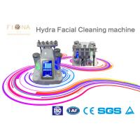 Quality Painfree Hydrafacial Microdermabrasion Machine , Hydra Peel Machine 250W Power wholesale