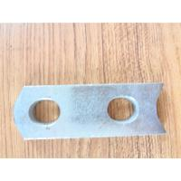 Quality Rust Resistant Concrete Lifting Inserts 7.5T Precast Construction Fittings wholesale