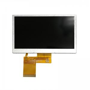 Quality 4.3inch 480x272 RGB 40PIN  Resistive Touch Panel wholesale