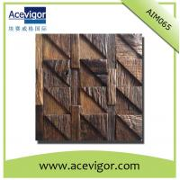 Quality Wood mosaic tiles, wall tiles mosaic wholesale