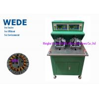 Quality CNC Fully Automatic Ceiling Fan Winding Machine Seperate Controller WD - 2A - JCM Model wholesale