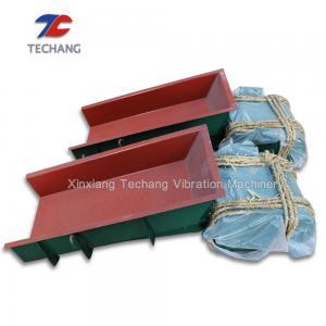 Quality Carbon Steel Electromagnetic Vibratory Feeder Mining Vibrating Feeder Machine wholesale