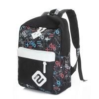 Quality backpack bags for girls for students canvas stylish day backpacks black wholesale