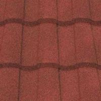 Buy cheap Colorful Stone-coated Metal Roofing, Measures 1,290x400mm from wholesalers