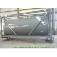 Quality T14 ISO Tank Container 20FT For Chemical Trichlorosilane SiHCl3 , Silicochloroform wholesale