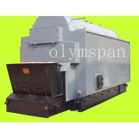 Quality Electric High Pressure Coal Fired Steam Boiler Efficiency / Steam Heating Boiler wholesale