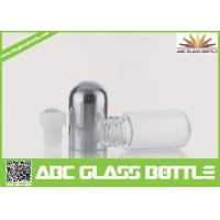 Cheap Top Sale Clear Glass Roll On Bottle With Stainless Steel Roller Ball 2ml 3ml 5ml for sale