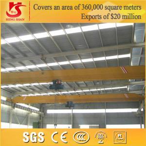 Quality Overhead travelling ld model electric single girder overhead crane 3 ton wholesale
