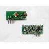 Buy cheap RF Transceiver Module, Super- Regeneration, Receiver Module from wholesalers