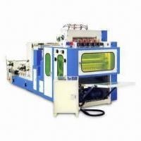 Quality Facial Tissue Paper Machine, Can Make Facial Tissue Paper from Wood Pulp and Waste Papers wholesale